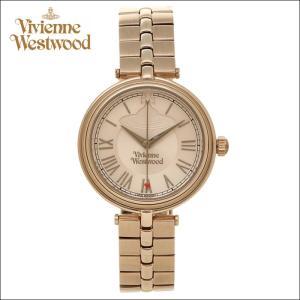 (ショップ袋プレゼント)ヴィヴィアンウエストウッドVivienne Westwood時計 腕時計 レディースピンクゴールド VV168NUNU|ryus-select