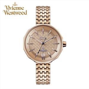 【お取り寄せ】(ショップ袋プレゼント)ヴィヴィアンウエストウッド 腕時計 レディースピンクゴールド VV171NUNU(ty04)|ryus-select