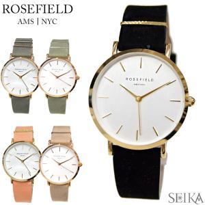 時計 ローズフィールド ウエストヴィレッジ West Villageレザー 33mm 腕時計 レディース (CPT)|ryus-select