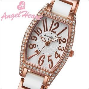 (ショップ袋付)エンジェルハート/Angel Heart  レディース 腕時計 WL21CPGZ (ラヴスポーツ)ホワイトシェル×ピンクゴールド/ホワイトセラミック(ty1)|ryus-select