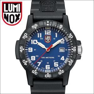 (レビューを書いて5年保証) 時計 ルミノックス LUMINOX 0323 (17) 腕時計 メンズ レディース ブルー ブラック ラバー 42mm T25表記 父の日|ryus-select