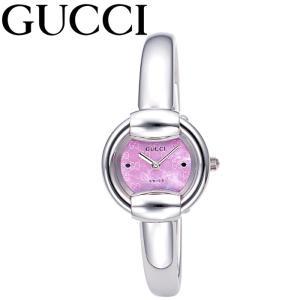 【当店ならお得クーポンあり】グッチ GUCCI 1400 時計 腕時計 レディース ホワイトパール ピンクパール YA014513 (ty1)|ryus-select