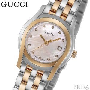 【当店ならお得クーポンあり】グッチ 時計 腕時計 レディース YA055536 (ty1)|ryus-select