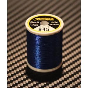 JustAce メタリックスレッド  C  #945 ROYAL BLUE|ryuseifw