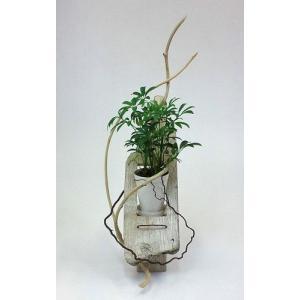 流木アート A0491 花台・飾り台 流木素材のレア一点物 高さ64.5cm ディスプレィに最適|ryuubokua-to