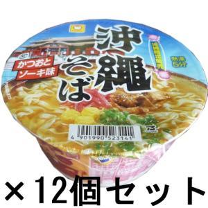 マルちゃん沖縄そば88g×12個セット ryuuka