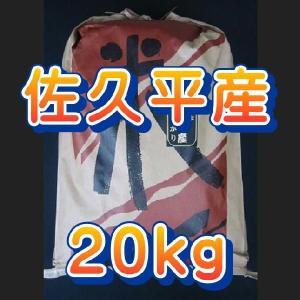 お米 米29年度産 送料無料 信州佐久平産 特A米 一等米20kg20kg|s-asahiya