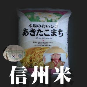 お米 米29年度お米 10kg 長野県 白米 1等米 あきたこまち 10kg  送料無料|s-asahiya