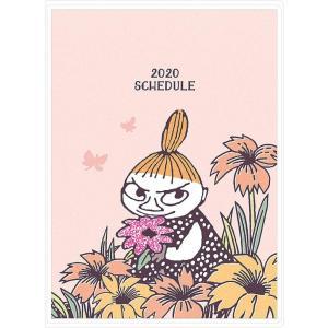 リトルミィ 2020年手帳 ムーミン ダイアリー 1000108766 アートプリントジャパン メール便OK|s-bunkadou