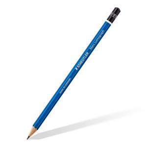 【ステッドラー】STAEDTLER 鉛筆 ルモグラフ 製図用 12硬度セット 缶ケース 100G12 デッサン 【メール便OK】 s-bunkadou 03