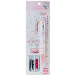 マイメロディ/ハイテックCコレト N /自由に選んで作るペン/3色ボールペン/18248-6【サンリオ】メール便OK/4901610182482|s-bunkadou