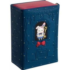 センチメンタルサーカス/ブック型マルチボックス/てまねき影絵のアリスシリーズ/FB44001/サンエックス/化粧ボックス|s-bunkadou