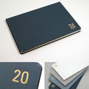 【SALE☆50%OFF】ラコニック 手帳 2020年 A5 ウィークリー コットン LALD70-240 (2019年 12月〜2020年12月)メール便OK|s-bunkadou