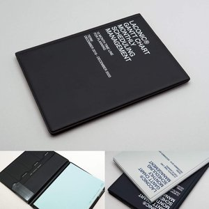 ラコニック 手帳 2020年 A5 マンスリー ハード表紙 LGMD01-200 (2019年 12月始まり)メール便OK|s-bunkadou