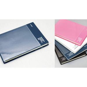 B6 VERTICAL LEFT WORK DIARY  B6サイズのバーチカル手帳。  大きな書類...