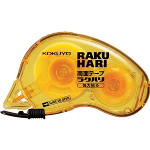 ラクハリ両面テープ/本体/強力貼るタイプ10mm幅/T-RM1010/コクヨ s-bunkadou