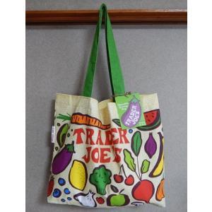 TRADER JOE'S トレーダージョーズ エコバッグ バッグ 買い物袋 アメリカ製♪|s-doubleone