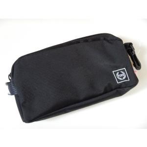 VICTORIA'S SECRET PINK ヴィクトリアシークレット ピンク ポーチ ブラック 黒 レディース|s-doubleone