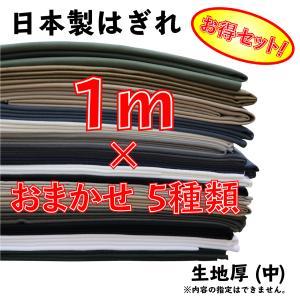 チノ ツイル キャンバス 生地 お得 セット 約1m×5種類セット(数量限定)アウトレット s-factory-store