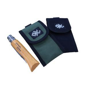 オピネルナイフ ケース パラフィン 帆布 アウトドア 雑貨  日本製|s-factory-store