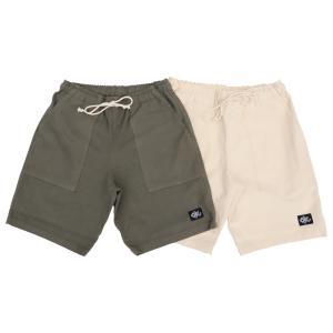 尾道帆布 ショーツ ショート パンツ アウトドア イージー パンツ 日本製|s-factory-store