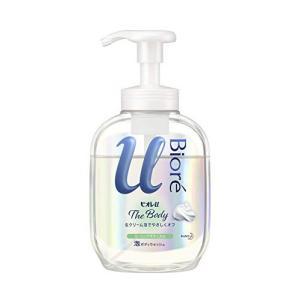 ビオレu ザ ボディ 〔 The Body 〕 泡タイプ ヒーリングボタニカルの香り ポンプ 540ml 「高潤滑処方の生クリーム泡|s-frontier