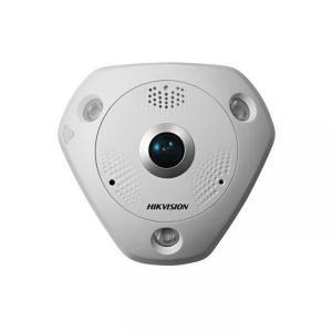【 屋内用 360° ネットワーク 全方位 カメラ 】 防犯カメラ 監視カメラ IP 12メガピクセル 約1200万画素 4k 360度 カメラ HIKVISION DS-2CD63C5G0E-IS|s-guard