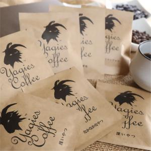 ドリップ コーヒー 10種セット(各種1P) オリジナル ブレンド ブラジル コロンビア マンデリン 他 ギフト 北海道 函館市 ヤギーズコーヒー 送料無料 s-hokkaido
