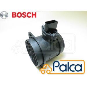 アウディ/VW/ベントレー エアマスセンサー/エアフロセンサー V6,V8,V12用 A3/8P TT/8J イオス ゴルフ5/R32 パサート/3B フェートン トゥアレグ BOSCH製|s-hokusyo