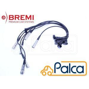 メルセデス ベンツ プラグコード セット M110 W126/280S,280SEL W123/280E,280CE,280TE R107/280SL W463/280GE 1981- BREMI製|s-hokusyo