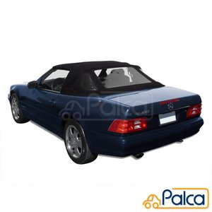 メルセデス ベンツ ソフトトップ/幌 R129/SL320,SL500,500SL,600SL,SL600,SL55AMG キャンバス/Sonnenland German Classic A5 アメリカ製|s-hokusyo