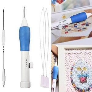 ニードルパンチ 刺繍 ステッチ パンチ針 ハンドメイド ステッチワーク 刺繍針