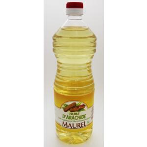 ルシュール モーレル ピーナッツオイル 1L (ピーナツオイル・落花生油)