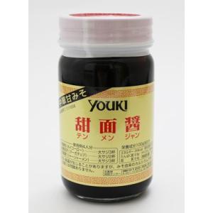 ユウキ 甜麺醤 テンメンジャン 130g×12個(1ケース)