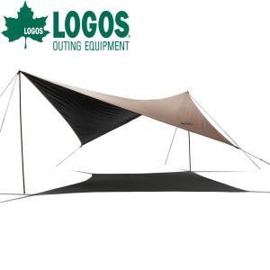 ロゴス LOGOS トラッドソーラー ツーリングタープ-BA タープ