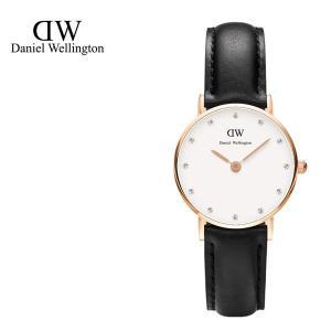 Daniel Wellington ダニエルウェリントン レディース 0901DW Classy Sheffield 26mm 腕時計 レザーバンド カラー/ローズゴールド サイズ/|s-musee