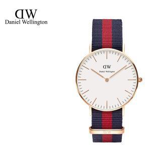 Daniel Wellington ダニエルウェリントン ユニセックス レディース ボーイズ 0501DW Oxford W R 36mm 腕時計 NATOバンド カラー/ローズゴールド サイズ/|s-musee