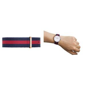 Daniel Wellington ダニエルウェリントン ユニセックス レディース ボーイズ 0501DW Oxford W R 36mm 腕時計 NATOバンド カラー/ローズゴールド サイズ/|s-musee|02