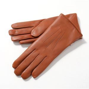 DENTS デンツ レディース 17-1061 Ripley コニーファーライニング レザー グローブ 手袋 手ぶくろ アームウェア カラーCOGNAC 32400|s-musee
