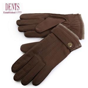DENTS デンツ メンズ 5-1548 Gloucester レザー カシミヤ カシミアライニング グローブ 手袋 手ぶくろ アームウェア カラーBark 31320|s-musee