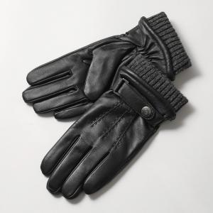 DENTS デンツ メンズ 5-9204 Henley タッチスクリーン対応 レザー グローブ 手袋 手ぶくろ アームウェア カラーBlack 18360|s-musee