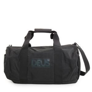 Deus Ex Machina デウスエクスマキナ DMP57765 Shaw Duffle Bag ロゴ ナイロン ボストンバッグ ハンドバッグ ショルダーバッグ カラーBLACK 7560|s-musee