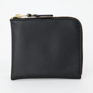 COMME des GARCONS コムデギャルソン SA3100 L字ファスナー ミニ財布 豆財布 カードケース 小銭入れ カラ