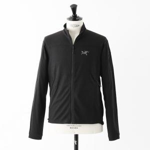 ARCTERYX アークテリクス 17586 Delta LT Jacket デルタ LT マイクロフリース ジャケット スタンドジップアップネック カラーBlack メンズ|s-musee