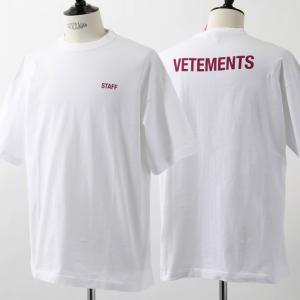VETEMENTS ヴェトモン MSS18TR30 Entr...