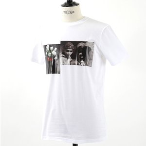 the latest 8592f c67cc Dior Homme ディオールオム 733J603I2912 TSHIRT MC クルーネック 半袖 Tシャツ カットソー カラー089/Blanc  メンズ