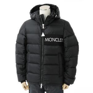 MONCLER モンクレール AITON 4188405 ダウンジャケット ナイロン 999/ブラック メンズ|s-musee