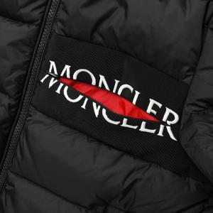 MONCLER モンクレール AITON 4188405 ダウンジャケット ナイロン 999/ブラック メンズ|s-musee|06