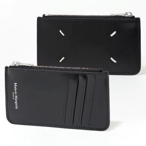 MAISON MARGIELA メゾンマルジェラ S55UA0023 P2714 レザー コインケース 小銭入れ カードケース ミニ財布 T8013 メンズ s-musee