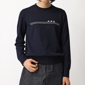 APC A.P.C. アーペーセー CODDA F23867 IAK セーターニット 長袖 レディース|s-musee